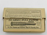 Collectible Ammo: Winchester .30-40 (.30 Army), .25-35, UMC 7mm Mauser, Western .410 Super-X No. 4 (#6606) - 7 of 20