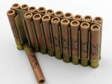 Collectible Ammo: Winchester .30-40 (.30 Army), .25-35, UMC 7mm Mauser, Western .410 Super-X No. 4 (#6606) - 15 of 20