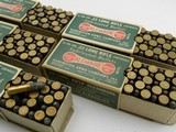 Collectible Ammo: Nine Boxes of Remington Kleanbore R17L .22 LR in the Dog Bone Box, Brass and Copper Cased Types (6608) - 8 of 8