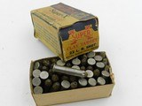 Collectible Ammo: Eight Boxes of Western .22 Long, LR, Clay Target Shot, Super-X, Xpert, Super-Match, Bullseye Box (#6609) - 8 of 20
