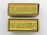 Collectible Ammo: Eight Boxes of Western .22 Long, LR, Clay Target Shot, Super-X, Xpert, Super-Match, Bullseye Box (#6609) - 4 of 20