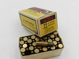 Collectible Ammo: Eight Boxes of Western .22 Long, LR, Clay Target Shot, Super-X, Xpert, Super-Match, Bullseye Box (#6609) - 12 of 20