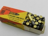 Collectible Ammo: Seven Boxes .22 LR Winchester Boy Scouts 75th Anniversary, Leader Staynless, Monark, Hi-Power, Chief, Valor (#6610) - 16 of 19