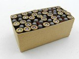 Collectible Ammo: Winchester .35 Winchester Self-Loading, 180 grain Soft Point, WSL, Catalog No. K3521C