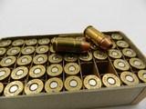 Collectible Ammo: One box of original Super Vel 9mm Luger.90 grain Jurras JHP(6459) - 8 of 9