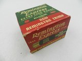 Collectible Ammo: 9 Boxes Vintage Remington Shur Shot and Express 12 -16 - 20 Gauge Shotshells, Extra Long Range, Scatter - 12 of 19