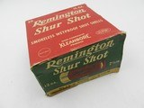 Collectible Ammo: 9 Boxes Vintage Remington Shur Shot and Express 12 -16 - 20 Gauge Shotshells, Extra Long Range, Scatter - 16 of 19