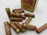 Collectible Ammo: 8 Boxes of Peters Shotshells 12, 20 Gauge Victor Target, Victor Fiels, Peters Target, Peters High Velocity (6807) - 4 of 19