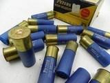 Collectible Ammo: 8 Boxes of Peters Shotshells 12, 20 Gauge Victor Target, Victor Fiels, Peters Target, Peters High Velocity (6807) - 9 of 19