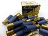 Collectible Ammo: 8 Boxes of Peters Shotshells 12, 20 Gauge Victor Target, Victor Fiels, Peters Target, Peters High Velocity (6807) - 19 of 19