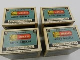 Collectible Ammo: Four U.S. Property Marked Boxes of Federal Monark, 12 Gauge, T121, Mallard Box, Excellent 6814 - 2 of 12