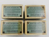 Collectible Ammo: Four U.S. Property Marked Boxes of Federal Monark, 12 Gauge, T121, Mallard Box, Excellent 6814 - 7 of 12