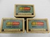 Collectible Ammo: Three Boxes of Federal Hi-Power 16 Gauge Shotshells in the Mallard Box - 2 of 12
