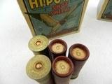 Collectible Ammo: Three Boxes of Federal Hi-Power 16 Gauge Shotshells in the Mallard Box - 8 of 12