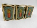 Collectible Ammo: Three Boxes of Federal Hi-Power 16 Gauge Shotshells in the Mallard Box - 4 of 12