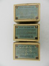 Collectible Ammo: Three Boxes of Federal Hi-Power 16 Gauge Shotshells in the Mallard Box - 3 of 12