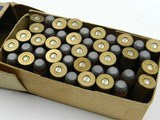Collectible Ammo: Western .44-40 Winchester 200 grain Soft Point Bullet, Bullseye Box, Catalog No. 4440 - 2 of 9