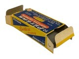 Collectible Ammo: Full Box Peters .45 Colt Auto Rustless-Gildkote Non-Fouling Center Fire Smokeless - 7 of 8