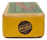 Collectible Ammo: Full Box Winchester Repeating Arms Co. Smokeless Rifle Cartridges .22 Cal Short - 6 of 9