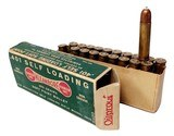 Collectible Ammo: Full Dog Bone Pattern Box of Remington UMC KleanBore .410 SL 200 Grains Soft Point Bullet for Winchester Rifle Model 1910 No. R488 - 3 of 4