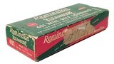 Collectible Ammo: Full Box Remington Kleanbore 401 Win. Self Loading 200 Grain Soft Point Bullet Catalog No. 2140 - 2 of 6