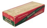 Collectible Ammo: Full Box Remington Kleanbore 401 Win. Self Loading 200 Grain Soft Point Bullet Catalog No. 2140 - 4 of 6