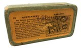 Collectible Ammo: Mixed Box 35 Rounds of Remington UMC .32 S&W Smokeless 88 Gn #167 - 6 of 7