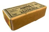 Collectible Ammo: SEALED Box 50 Rounds of Winchester .22 Short Rimfire Lesmok K2254R - 6 of 7
