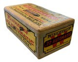 Collectible Ammo: SEALED Box 50 Rounds of Winchester .22 Automatic For Winchester 1903 - 3 of 6