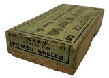 Collectible Ammo Full Box: 50 Factory Primed Cases of Winchester .32 S&W Solid Head Primed Shells - 3 of 8