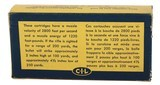 Collectible Ammo: Full Box 20 Rounds Dominion 22 Savage 70 GR. PSP (22 High Power) - 7 of 11