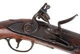 Antique British Flintlock Light Dragoon Pistol - 6 of 18