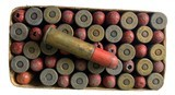 Collectible Ammo: Mixed Box 50 Rounds of Remington Arms-Union Metallic Cartridge .44 X.L. Shot Chilled Shot Rem #382 - 3 of 10