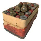 Collectible Ammo: Mixed Box 50 Rounds of Remington Arms-Union Metallic Cartridge .44 X.L. Shot Chilled Shot Rem #382 - 4 of 10