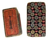 Collectible Ammo: Mixed Box 50 Rounds of Remington Arms-Union Metallic Cartridge .44 X.L. Shot Chilled Shot Rem #382 - 2 of 10