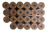 """Collectible Ammo: Partial Box of Winchester Ranger W 12 Ga 2 5/8"""" No 9 Chilled Shot Skeet Load Staynless - 8 of 10"""