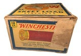 """Collectible Ammo: Partial Box of Winchester Ranger W 12 Ga 2 5/8"""" No 9 Chilled Shot Skeet Load Staynless - 6 of 10"""