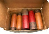 """Collectible Ammo: Partial Box of Winchester Ranger W 12 Ga 2 5/8"""" No 9 Chilled Shot Skeet Load Staynless - 9 of 10"""