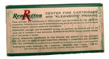 Collectible Ammo: Full Box 50 Cartridges of Remington Automatic TargetMaster 185 GR. Wadcutter REM #6745 - 6 of 7