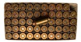 Collectible Ammo: Full Box 50 Cartridges of Remington Automatic TargetMaster 185 GR. Wadcutter REM #6745 - 7 of 7