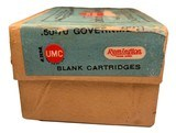 Collectible Ammo: Full Box 20 Cartridges of Remington Union Metallic Cartridge Co .50-70 Government BLANK REM #441 - 4 of 8