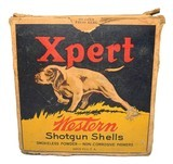 Collectible Ammo: Mixed Box 22 Rounds of Western Xpert 12 Ga Thickett Load 71/2 Hercules R.D. - 1 of 11