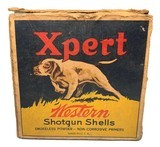 Collectible Ammo: Mixed Box 22 Rounds of Western Xpert 12 Ga Thickett Load 71/2 Hercules R.D. - 3 of 11