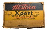 Collectible Ammo: Mixed Box 22 Rounds of Western Xpert 12 Ga Thickett Load 71/2 Hercules R.D. - 5 of 11