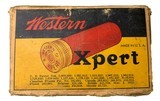 Collectible Ammo: Mixed Box 22 Rounds of Western Xpert 12 Ga Thickett Load 71/2 Hercules R.D. - 7 of 11