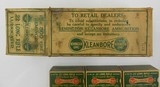 Collectible Ammo: Partial Brick 450 Rounds of Remington 22LR Kleanbore Cartridges R17L in the Dog Bone Box - 6 of 9