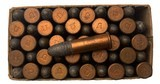 Collectible Ammo: Partial Brick 450 Rounds of Remington 22LR Kleanbore Cartridges R17L in the Dog Bone Box - 3 of 9