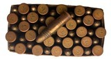 Collectible Ammo: Partial Brick 473 Rounds of Peters Kleanbore High Velocity 22 Long Rifle No. 2283 - 9 of 9