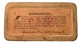 Collectible Ammo: Full Box 50 Rounds of Remington UMC .22 Automatic Rifle for Winchester 1903 - 7 of 7