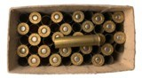 Collectible Ammo: Full Box 50 Empty Primed Shells Remington UMC .32 Extra Long Ballard (.32 EXL) REM #144 - 7 of 7